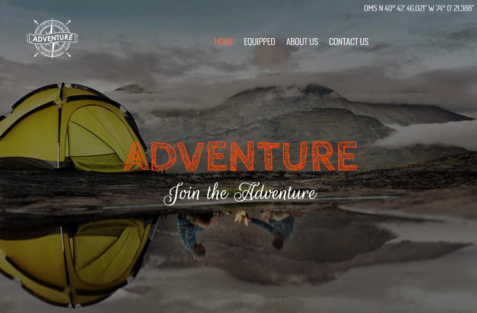 Gridbox Theme Adventure