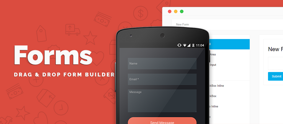 Introducing The Forms Builder for Joomla CMS