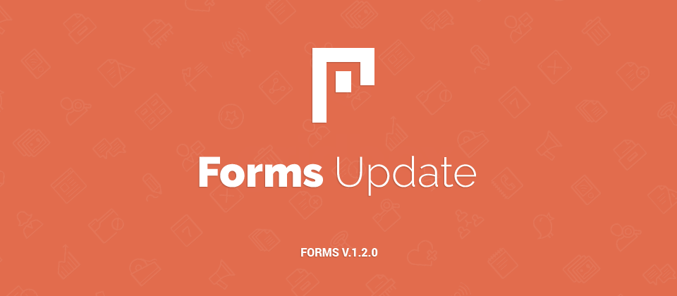 New version of Joomla forms builder