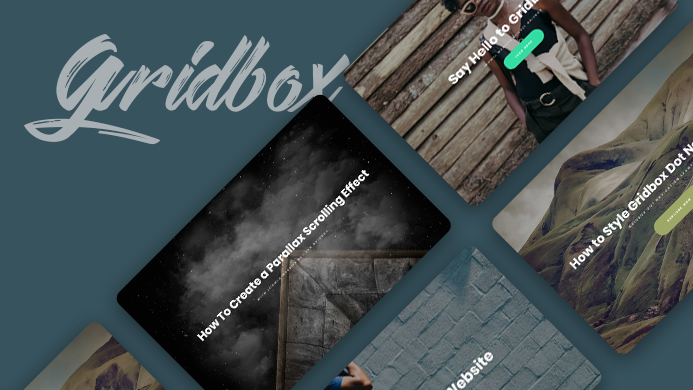Joomla Website Builder Gridbox 2.2.1 Released! Parallax on Scroll, Dot Navigation and More
