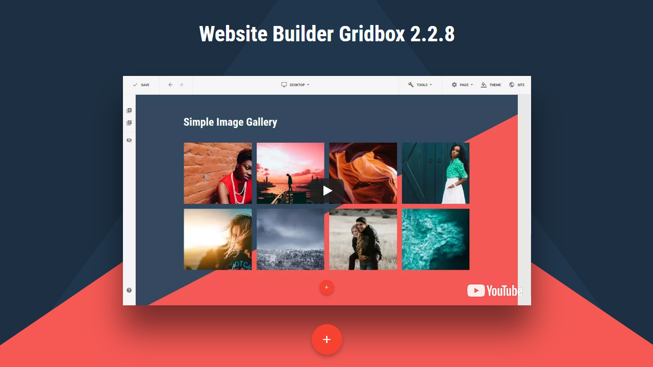 Website Builder Gridbox 2.2.8 Released! Bug Fixes and New Features