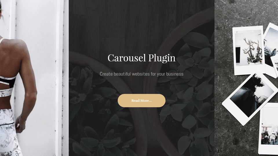 Carousel Plugin for Joomla! Page Builder Gridbox