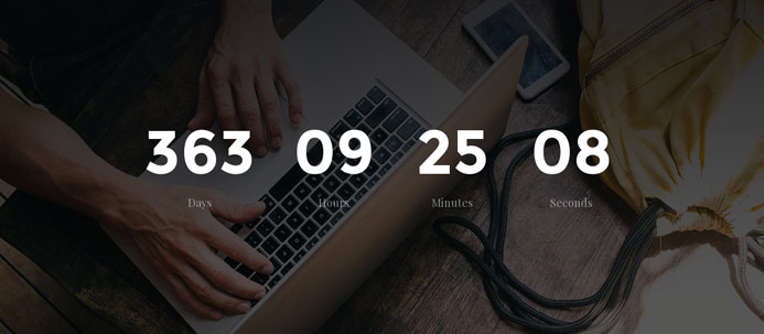 Countdown Plugin for Joomla Page Builder Gridbox. Increase Conversions and Profits!