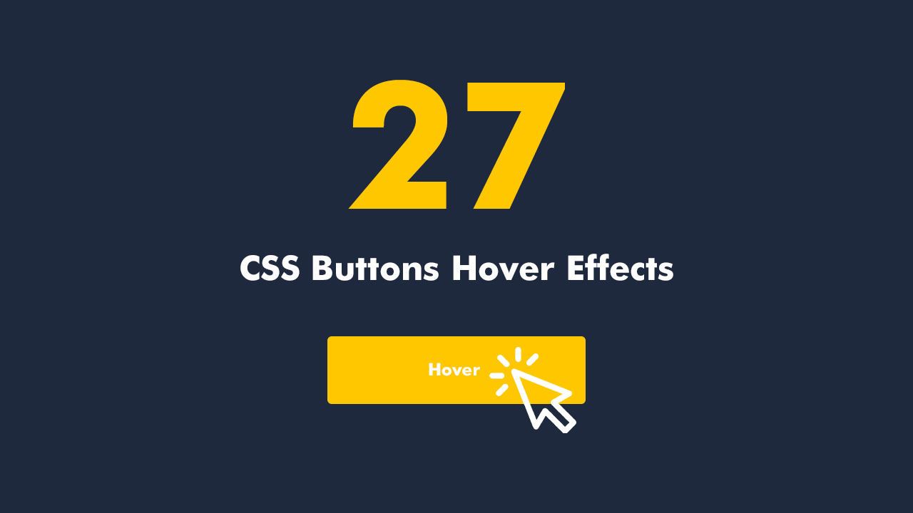 27 Awesome CSS Hover Effects For Gridbox Plugin Button