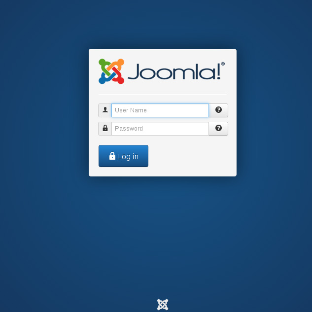 How to install Joomla! template, Step 1
